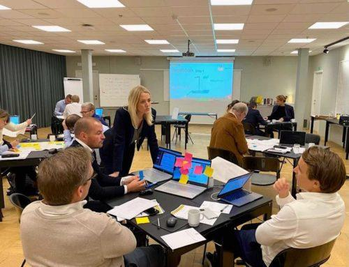 Highly experienced entrepreneurs will mentor scaleups participating in the Nordic ScaleUp Academy